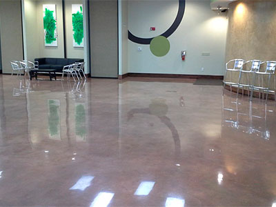 Polished Concrete Boynton Beach, FL
